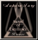 Auburn Fury Bronze Award of Excellence